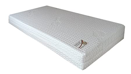 Orthopaedic 7 Zone Wellness ' – Gel Foam Double Mattress – height 25 cm/Density 85 kg³, Höhe: 25 cm, 160_x_200 cm -H2,5