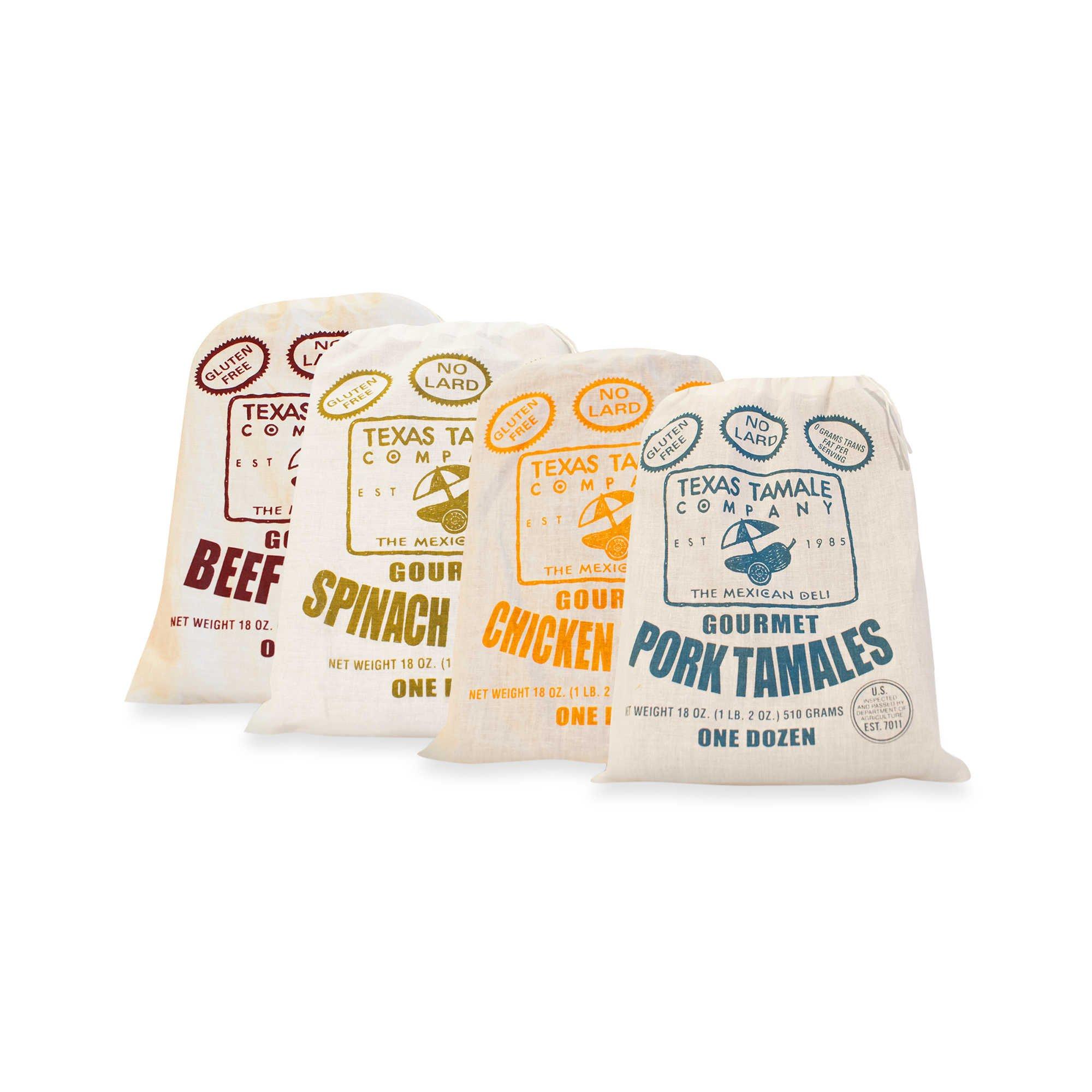 Texas Tamale Sampler Kit