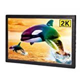 10.1 inch Portable HDMI UPERFECT IPS 2K Monitor Display Gaming Monitor 2560x1600p for Raspberry pi PS3 PS4 xbox Ns xbox360 Computer MAC UAV Monitor Industrial Equipment Security Monitor Car Video (Color: 10.1 inch monitor, Tamaño: 10.1 inch monitor)