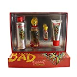 Christian Audigier Ed Hardy Villain 4 Piece Gift Set for Women (Color: Multicolor, Tamaño: 4.2 OZ)