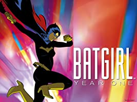 Batgirl: Year One Motion Comics Season 1