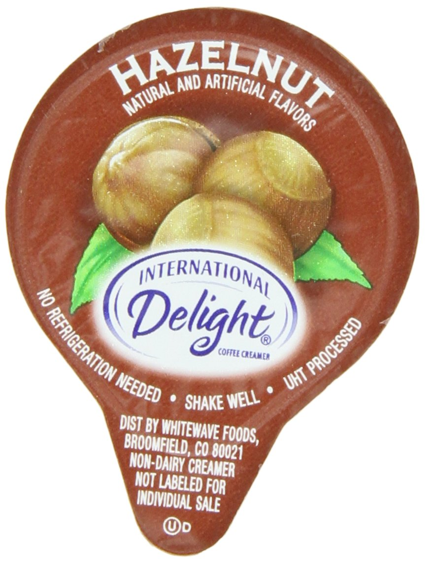 International Delight Hazelnut Liquid Creamer $26.17/ 288-Count