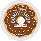 The Original Donut Shop Keurig Single-Serve K-Cup Pods, Regular Medium Roast Coffee, 72 Count (Color: Regular, Tamaño: 72 Count)
