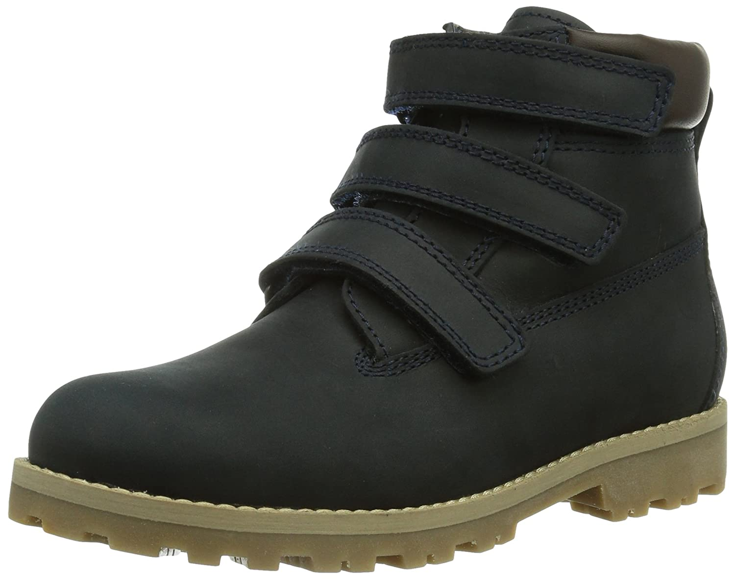 Froddo Boys/Girls Dark Blue Ankle Boot G3110038-K Unisex-Kinder Ungefütterte Schneestiefel
