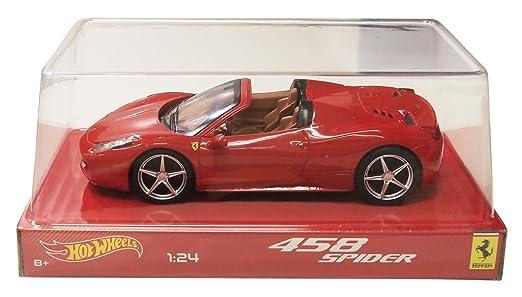 Toys Toys Ferrari 458 Ferrari 458 Spider Red