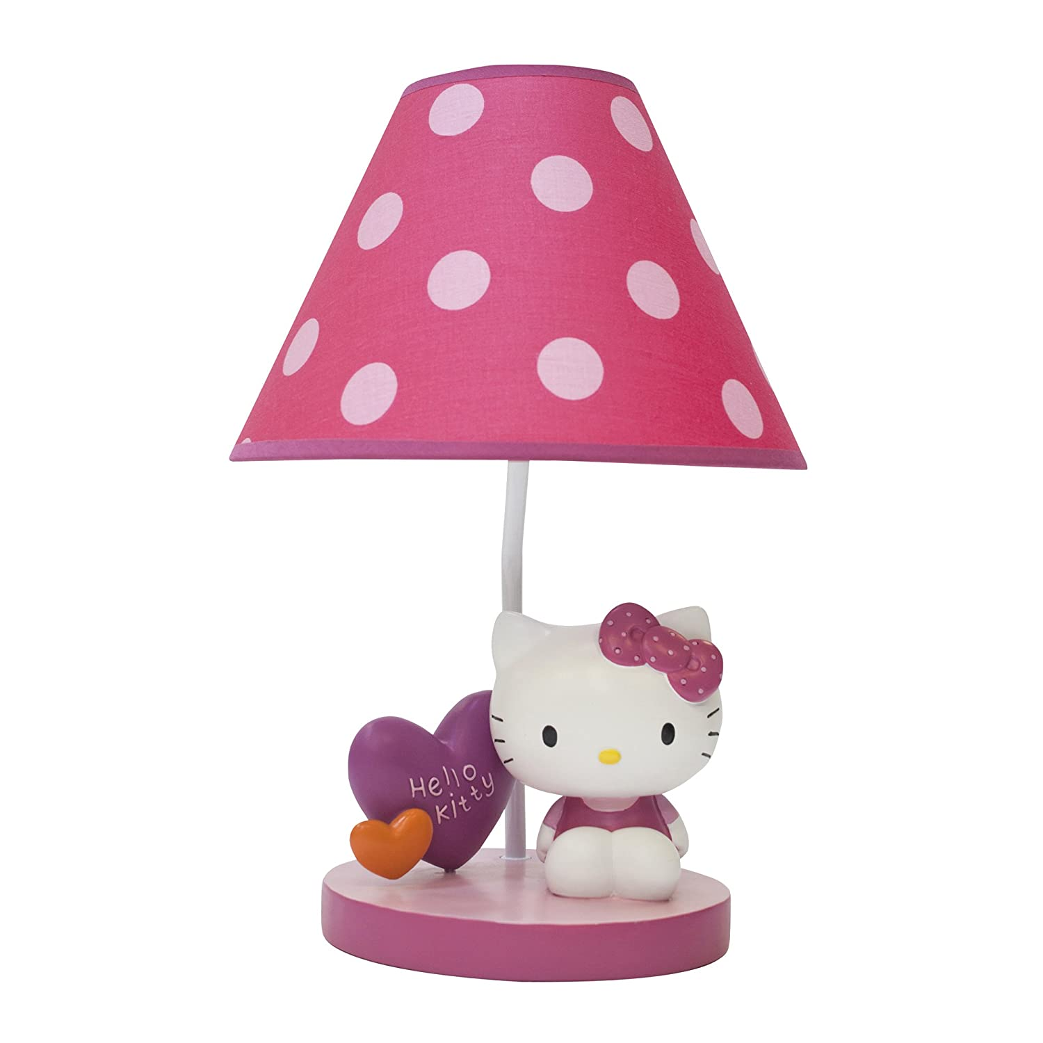 Nursery lamps for girls ultimate ashlee for Girl nursery lighting