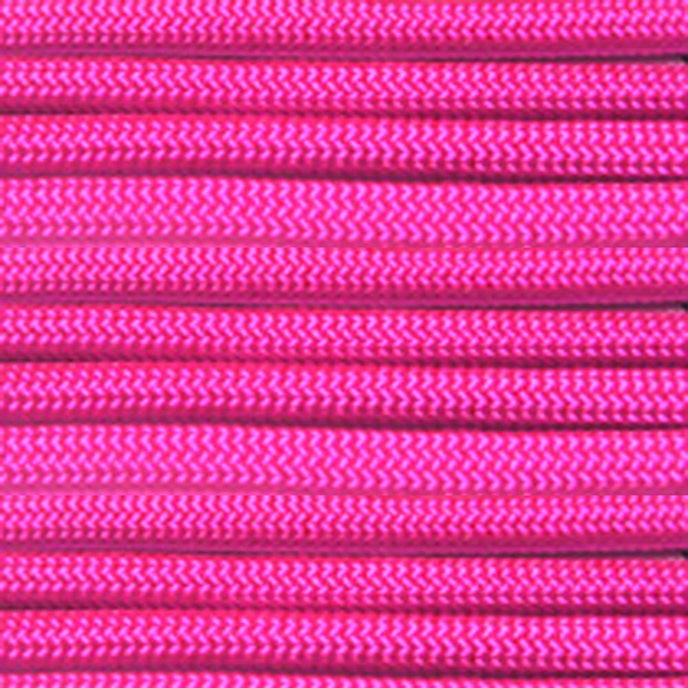 Pink Paracord - I recommend 100'