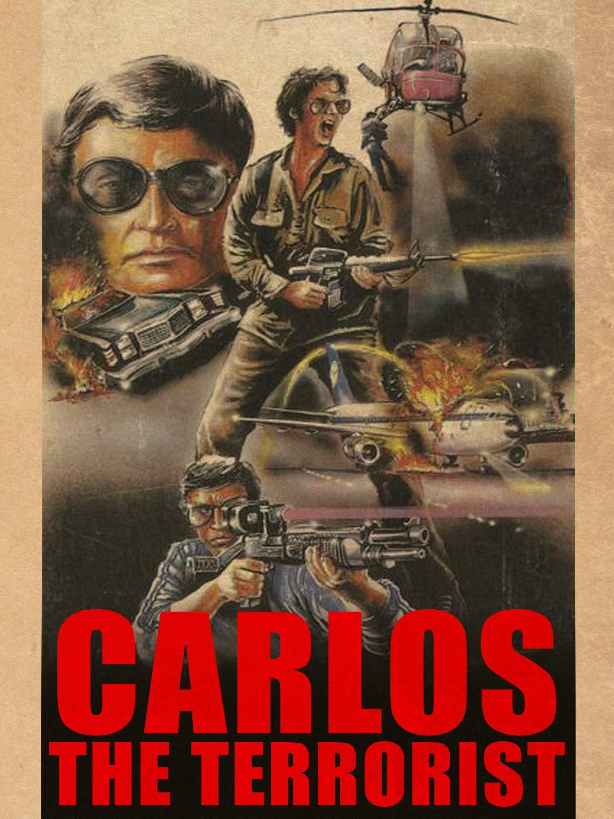 Carlos The Terrorist on Amazon Prime Video UK