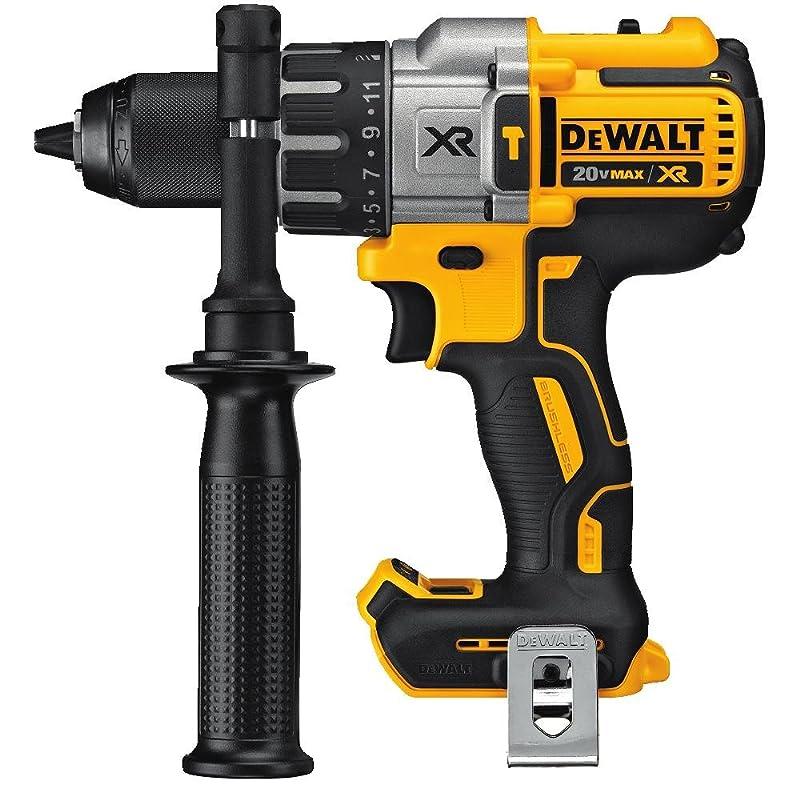 DEWALT DCD996B Bare Tool 20V MAX XR Lithium Ion Brushless 3-Speed Hammer Drill via Amazon