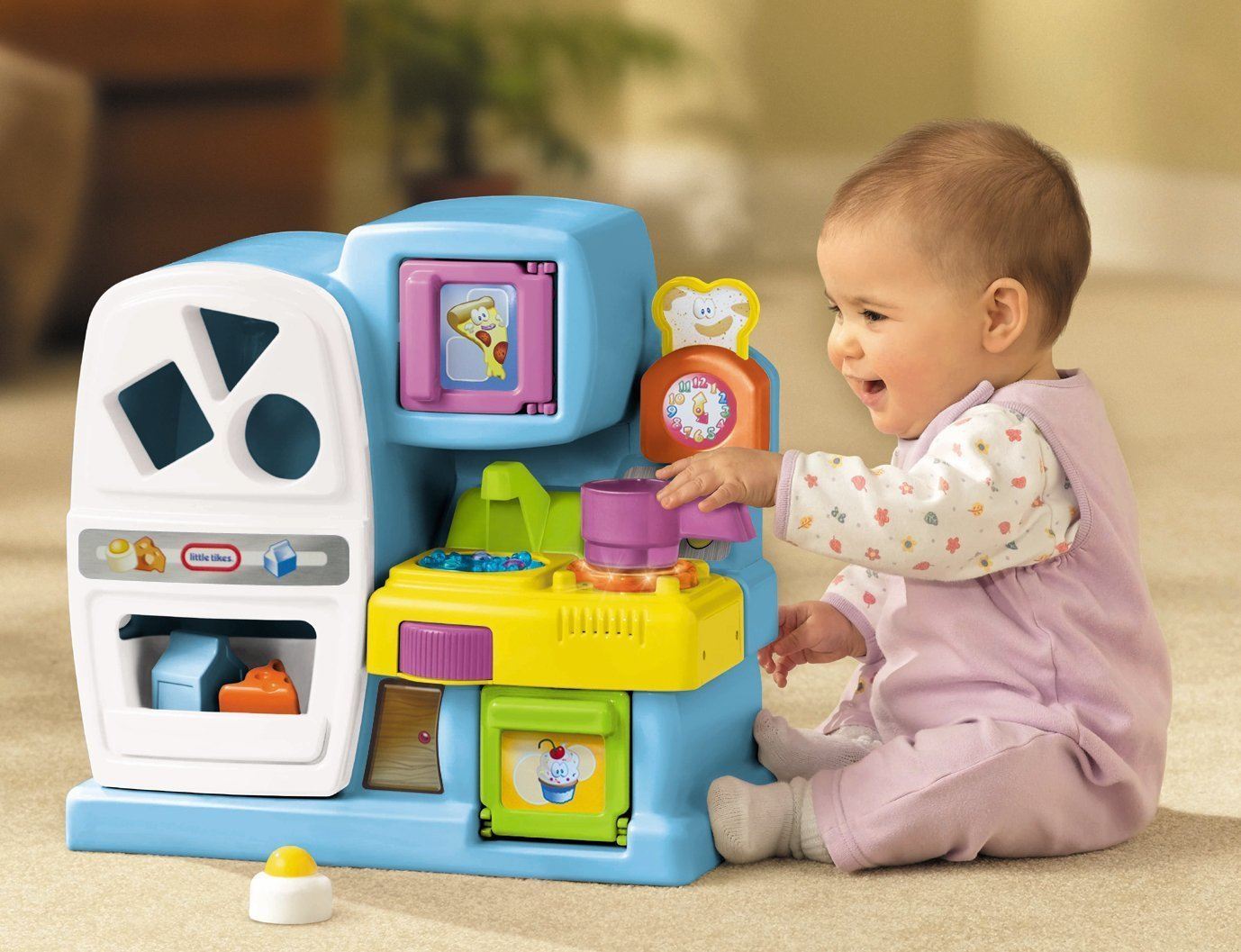 An Image of Little Tikes Discover Sounds Kitchen