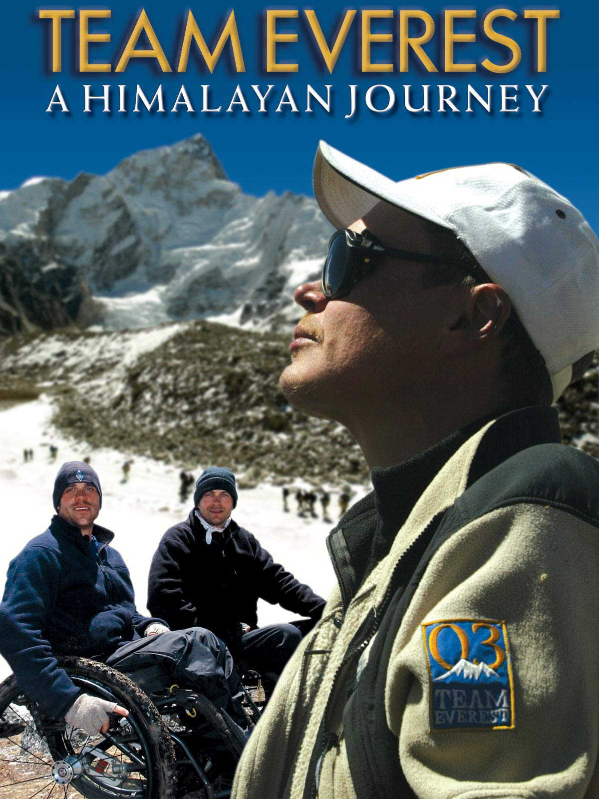 Team Everest: A Himalayan Journey on Amazon Prime Instant Video UK