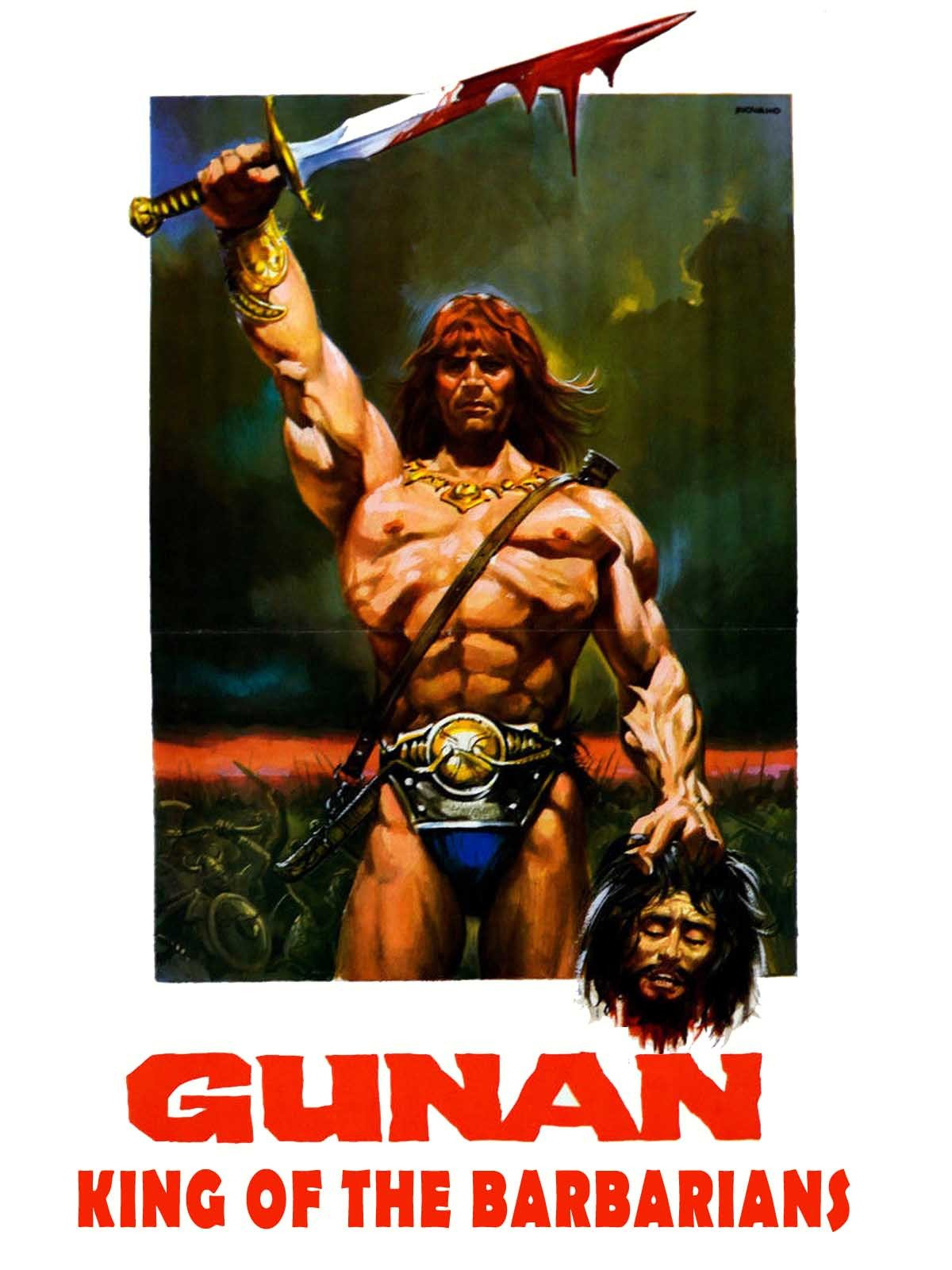 Gunan King Of The Barbarians