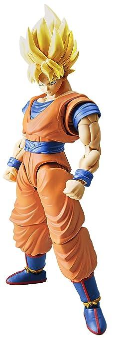 FIGURERISE Standard Dragon Ball Super Saiyan Son Goku plastic modelBANDAI