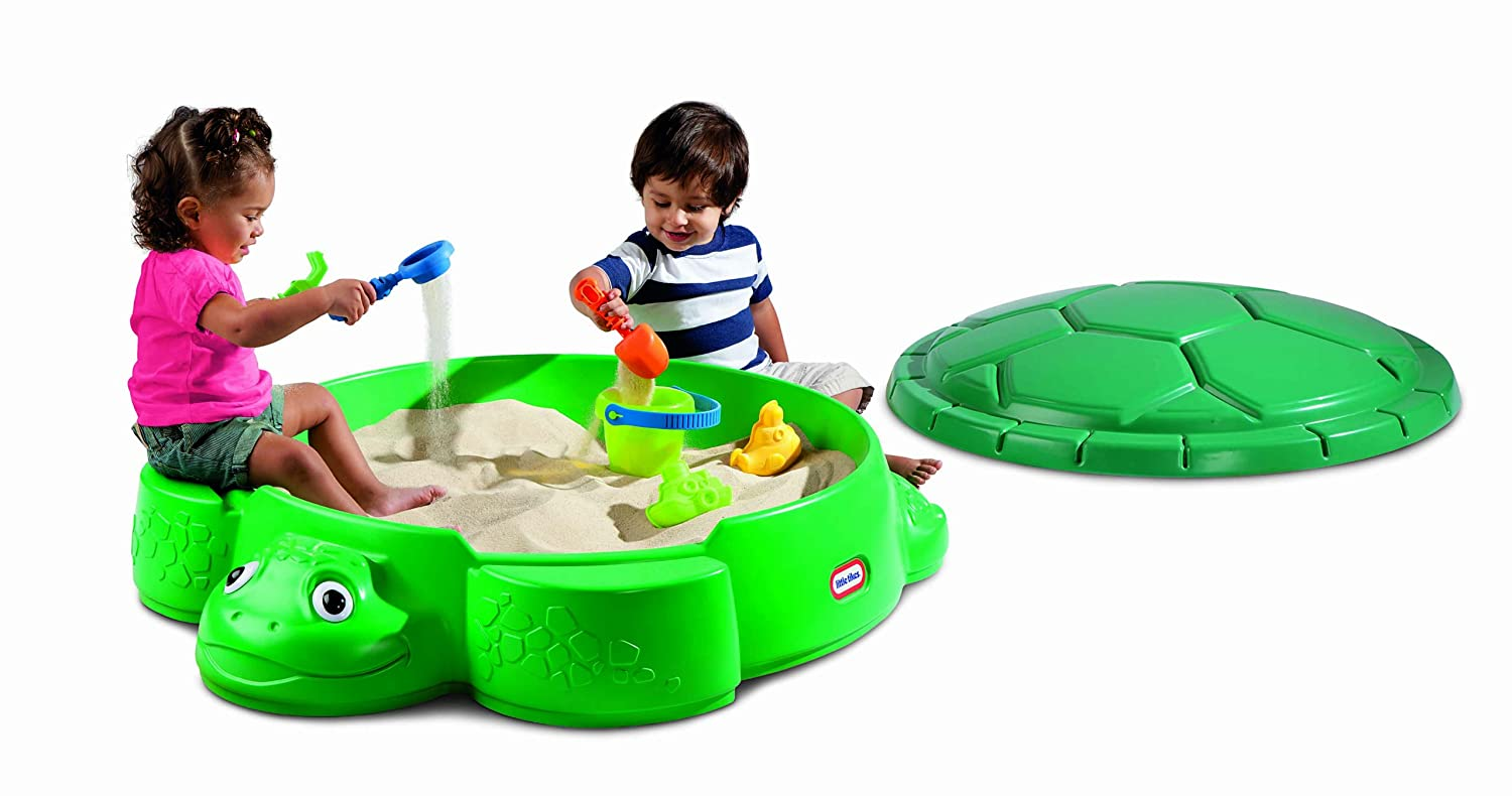 Toys For Sandbox : Little tikes turtle sandbox one stop toy store