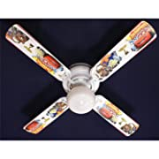 Disneys Cars 42 Ceiling Fan