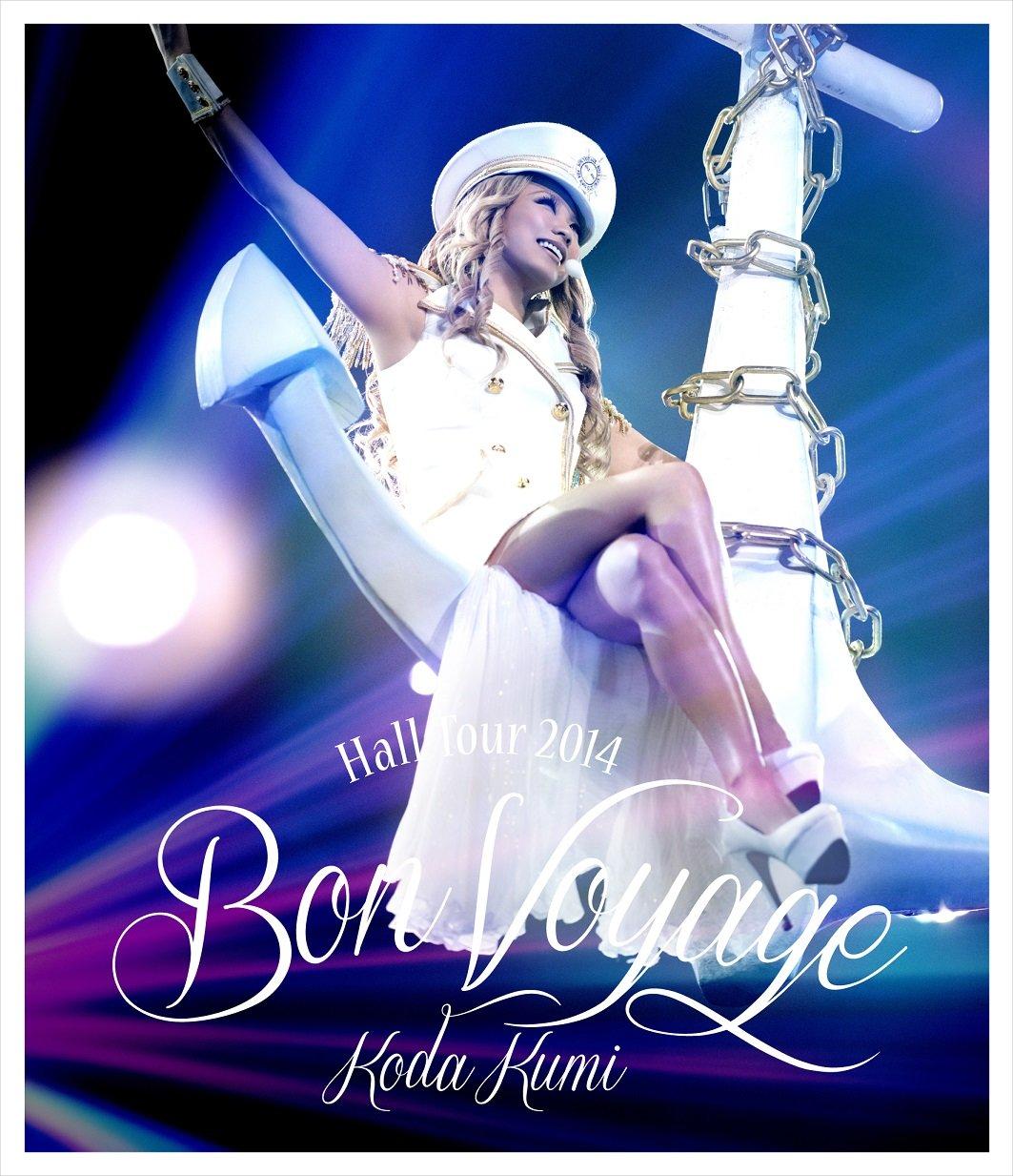 [Blu-ray/ISO] Koda Kumi 倖田來未 – Koda Kumi Hall Tour 2014 ~Bon Voyage~