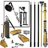 TapeTech Full Set of Drywall Taping and Finishing Tools w/Bonus STILTS & 9