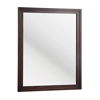 Foremost CRCM2632 Cornell 26-Inch Bathroom Mirror, Cherry