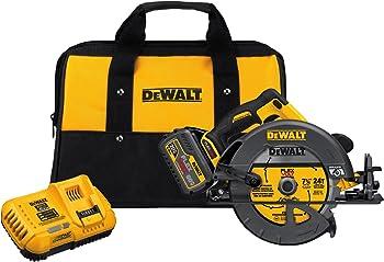 DeWalt Flexvolt DCS575T1 60V MAX Brushless Cordless Circular Saw