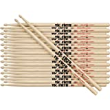 Vic Firth 12-Pair American Classic Hickory Drumsticks Nylon 7A