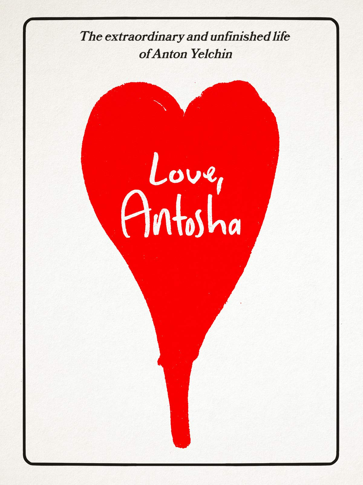 Love, Antosha on Amazon Prime Video UK