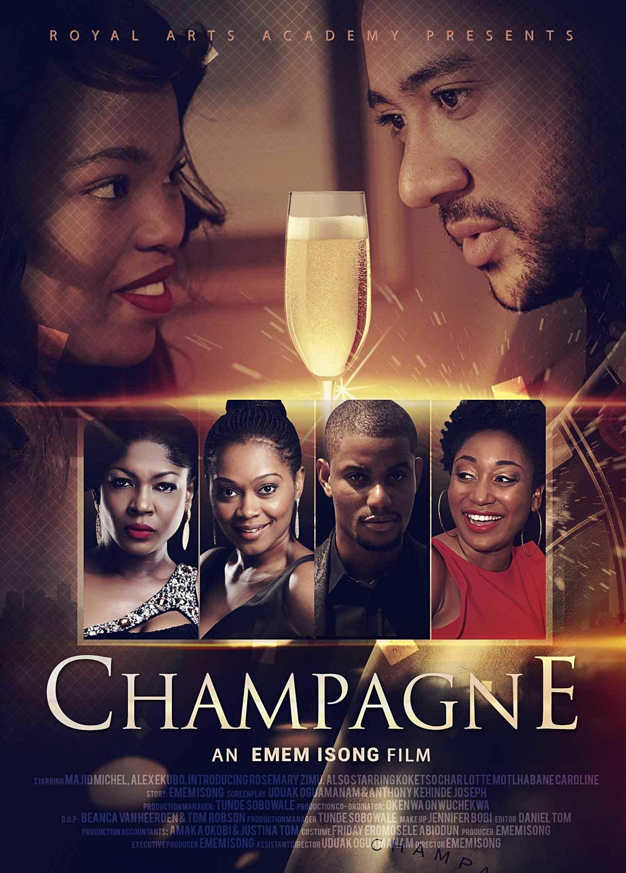 Champagne on Amazon Prime Video UK