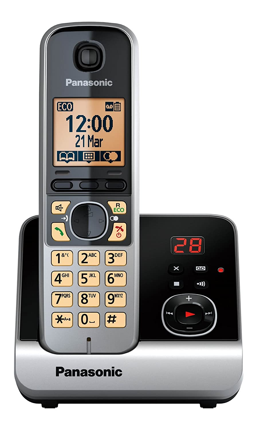 panasonic answer machine phones