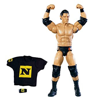 Wade Barrett Figurine WWE Elite Collection Serie 11 MATTEL
