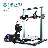 SainSmart CR103DPRINTER Creality CR-10S 3D Printer, Resume Printing, Filament Detector, Semi-Assembled, Dual-Z Motors, 11.8