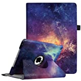 Fintie iPad 9.7 inch 2018 2017/iPad Air Case - 360 Degree Rotating Stand Protective Cover with Auto Sleep Wake for Apple iPad 9.7