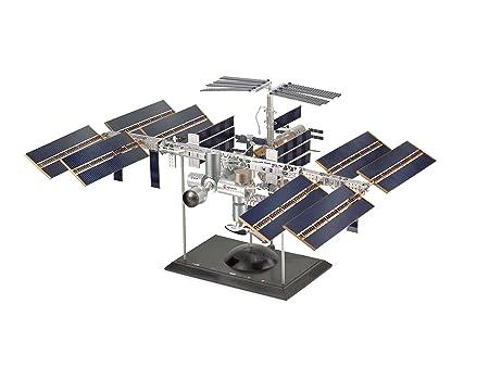 Revell - 4841 - Maquette Classique à Peindre et à Coller - Internat. Space Station ISS