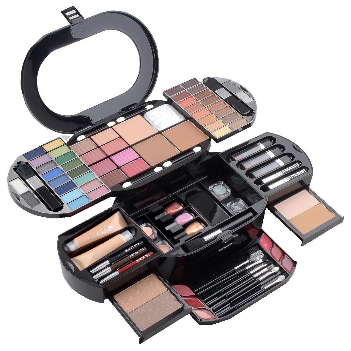 Cameo-Carry-All-Beauty-Case-90pc-Pro-Make-Up-Set-Premium-Collection