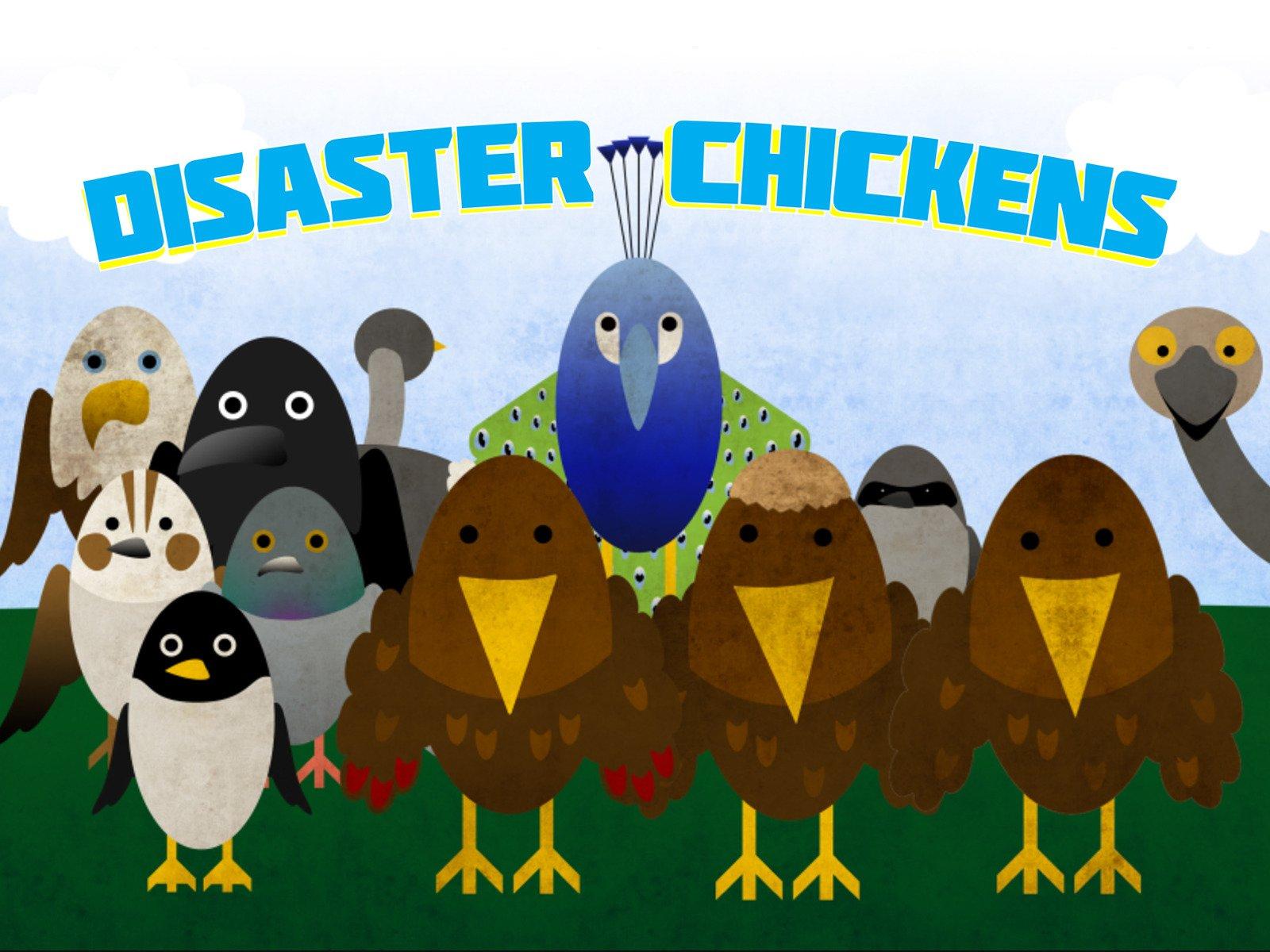 Disaster Chickens - Season 1