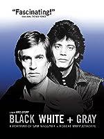 Black White + Gray a Portrait of Sam Wagstaff and Robert Mapplethorpe