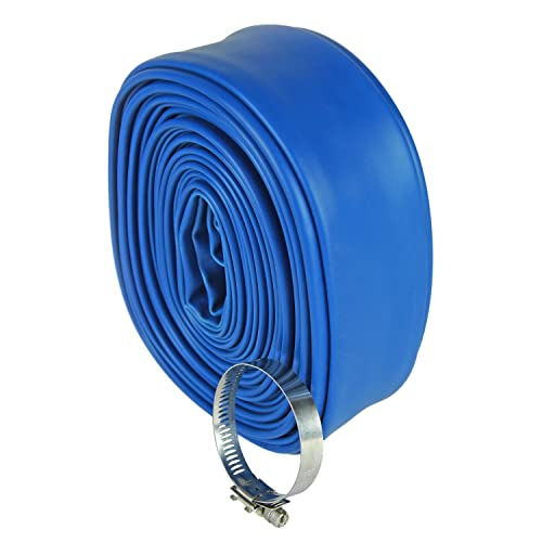 Poolmaster 32170 Backwash Hose 50-Feet by 1-1/2-Inch