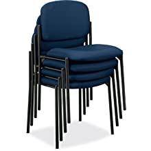 basyx by HON VL606 Guest Chair, Navy