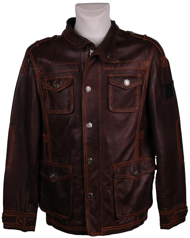 Northland Herren Leder-Jacke , Model: , Farbe: braun, Größe: L/, — NEU —, UPE: 289 Euro jetzt kaufen