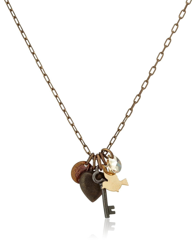 Amazon.co.jp: (アメリカンラグシー) AMERICAN RAG CIE ORNAMENTAL THINGS ネックレス 0000 BZ Bronze 201-OMT-NC0279: ジュエリー通販