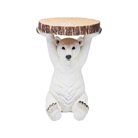 Kare 78943 Beistelltisch Polar Bear