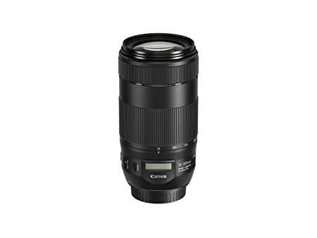 Canon EF 70-300mm f/4-5.6 IS II USM Lens at amazon