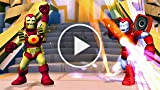 CGR Trailers - MARVEL SUPER HERO SQUAD ONLINE Recharged...