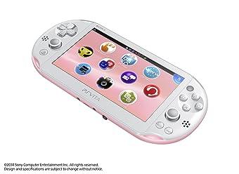 PlayStation (R) Vita Wi-Fiモデル ライトピンク/ホワイト