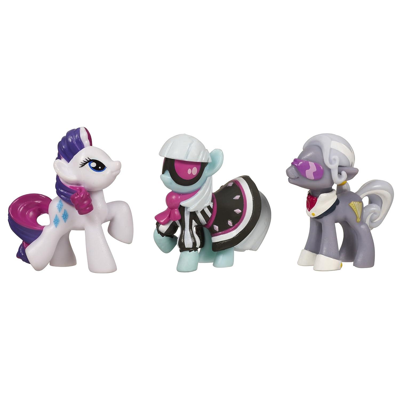 My Little Pony Sammelfiguren – Famous Friends Set m. Rarity, Photo Finish und Hoit Toity kaufen