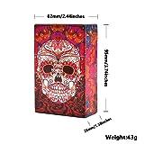 Cigarette Case/Box - King Size Cigarettes New Design Fancy Style Box-Beautiful (Color: Beautiful)