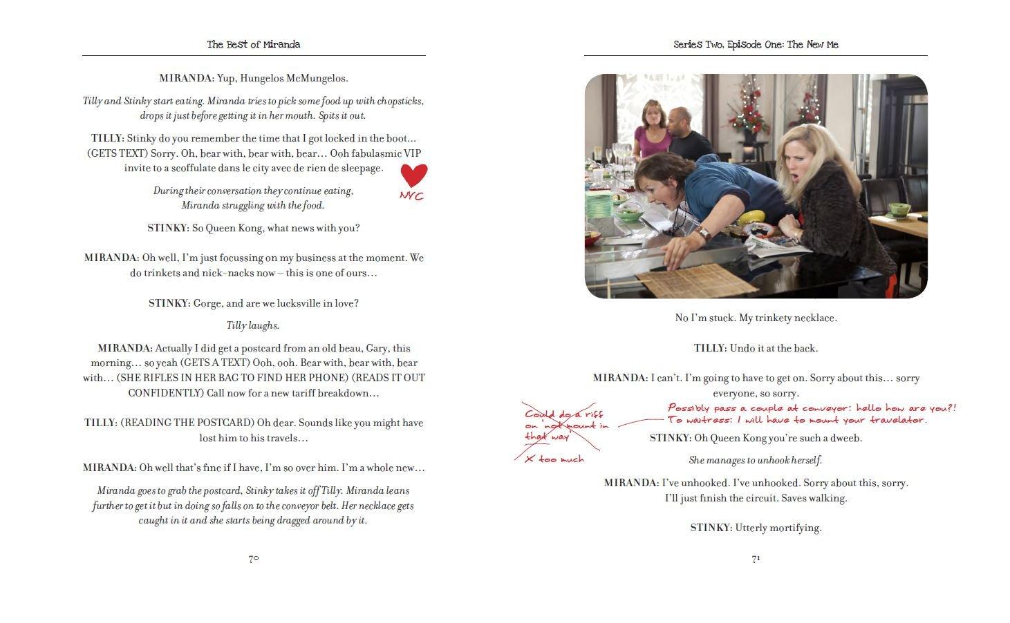 The Best of Miranda, le livre 71xLqxud4lL