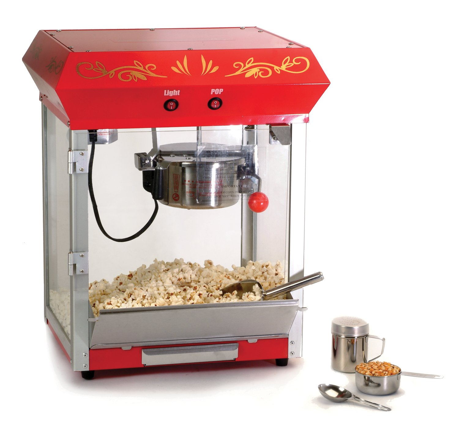 Elite Table Top Popcorn Popper
