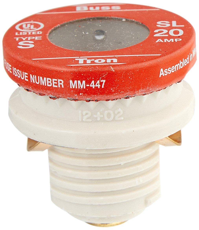 20a 125v Plug Base Plug Fuse 125v