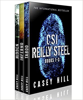 CSI Reilly Steel Box Set #1: Books 1 - 3