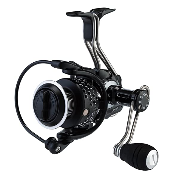 Piscifun Steel Feeling Spinning Fishing Reel Full Metal Body with Carbon Fiber Drag CNC Machined Aluminum Spin Reels