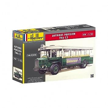 Heller - 80789 - Maquette - Autobus Parisien Tn6 C2